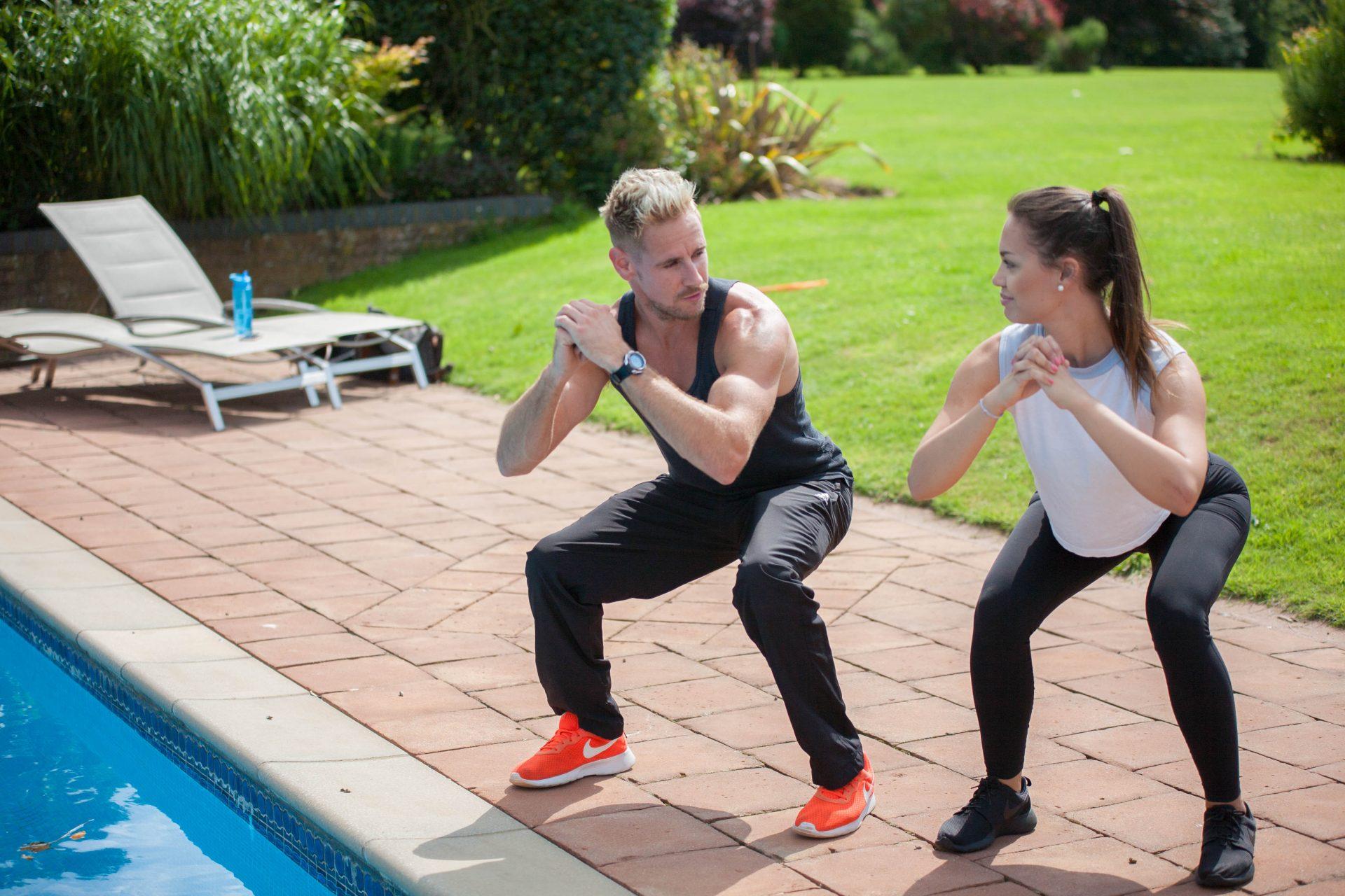 Fitness professionals in Surrey