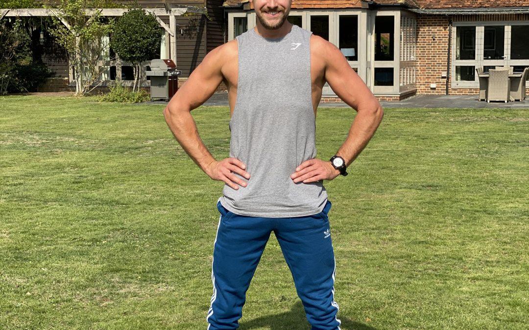 Personal trainer Weybridge
